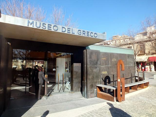 museo del greco imprescindible en Toledo