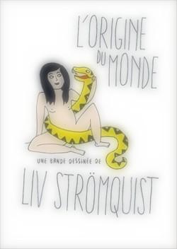 L'origine Du Monde Liv Stromquist : l'origine, monde, stromquist, Ginger's, Reading:, L'Origine, Monde, Strömquist