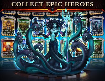 Legendary Game of Heroes 1.7.1