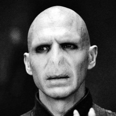 Voldemort followed me! ~ Wordless Wednesday