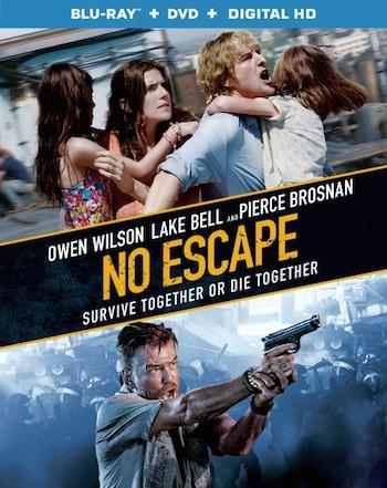 No Escape 2015 Hindi Full Movie Download