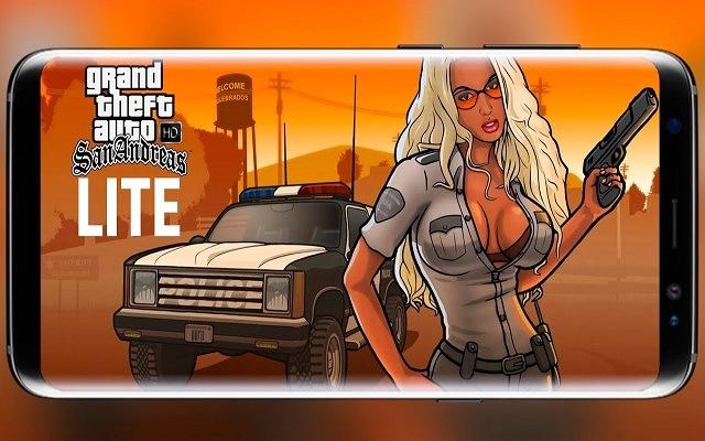 يمكنك الآن تثبيت لعبة GTA San Andreas LITE الخفيفة والأصلية على هاتفك الأندرويد مجانا
