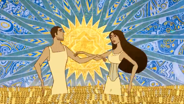 Kahlil Gibran S The Prophet Gets Stunning First Trailer Afa Animation For Adults Animation News Reviews Articles Podcasts And More