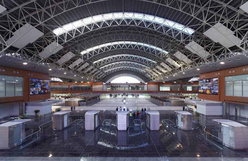 Top 5 Earthquake Resistant Structures Worldwide - Sabiha Gökçen International Airport