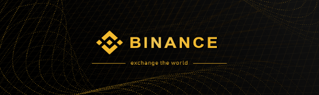 Binance Exchange, Exchange The World.