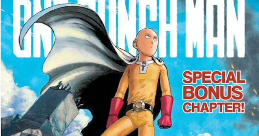 One-Punch Man Bahasa Indonesia
