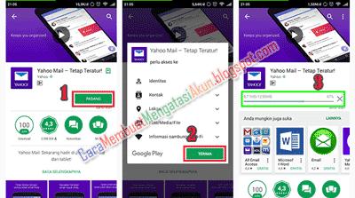 Buat email yahoo lewat hp daftar aplikasi email gratis ymail Indonesia