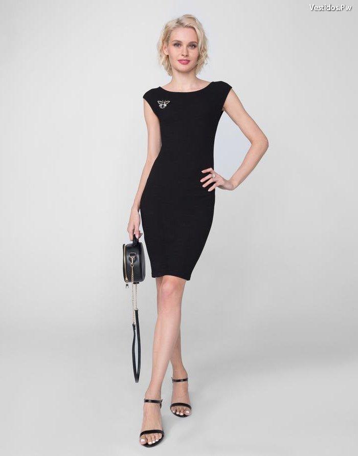 Fotos de vestidos negros cortos