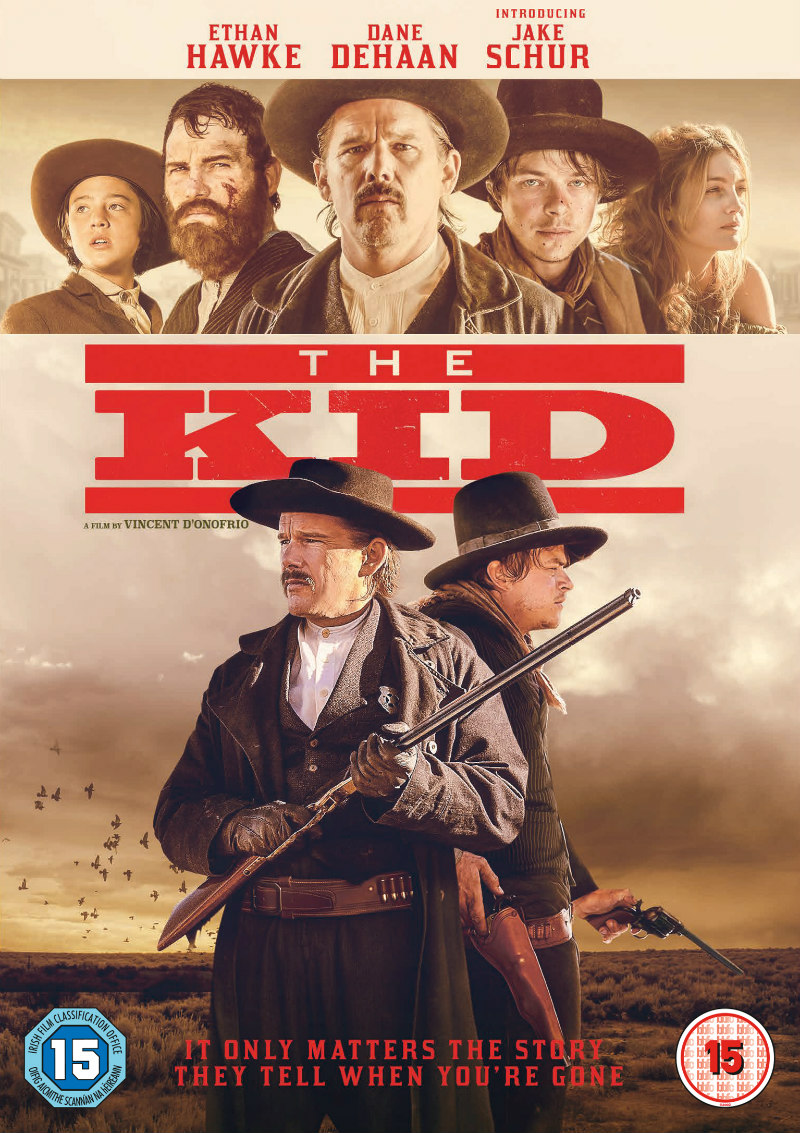 the kid uk dvd