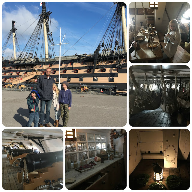 HMS Victory, Portsmouth Historic Dockyards