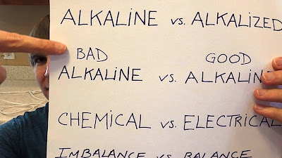 Timothy McGaffin II - alkaline vs. alkaLIZED