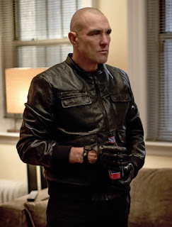 Vinnie Jones as M in Elementary Episode # 12 M