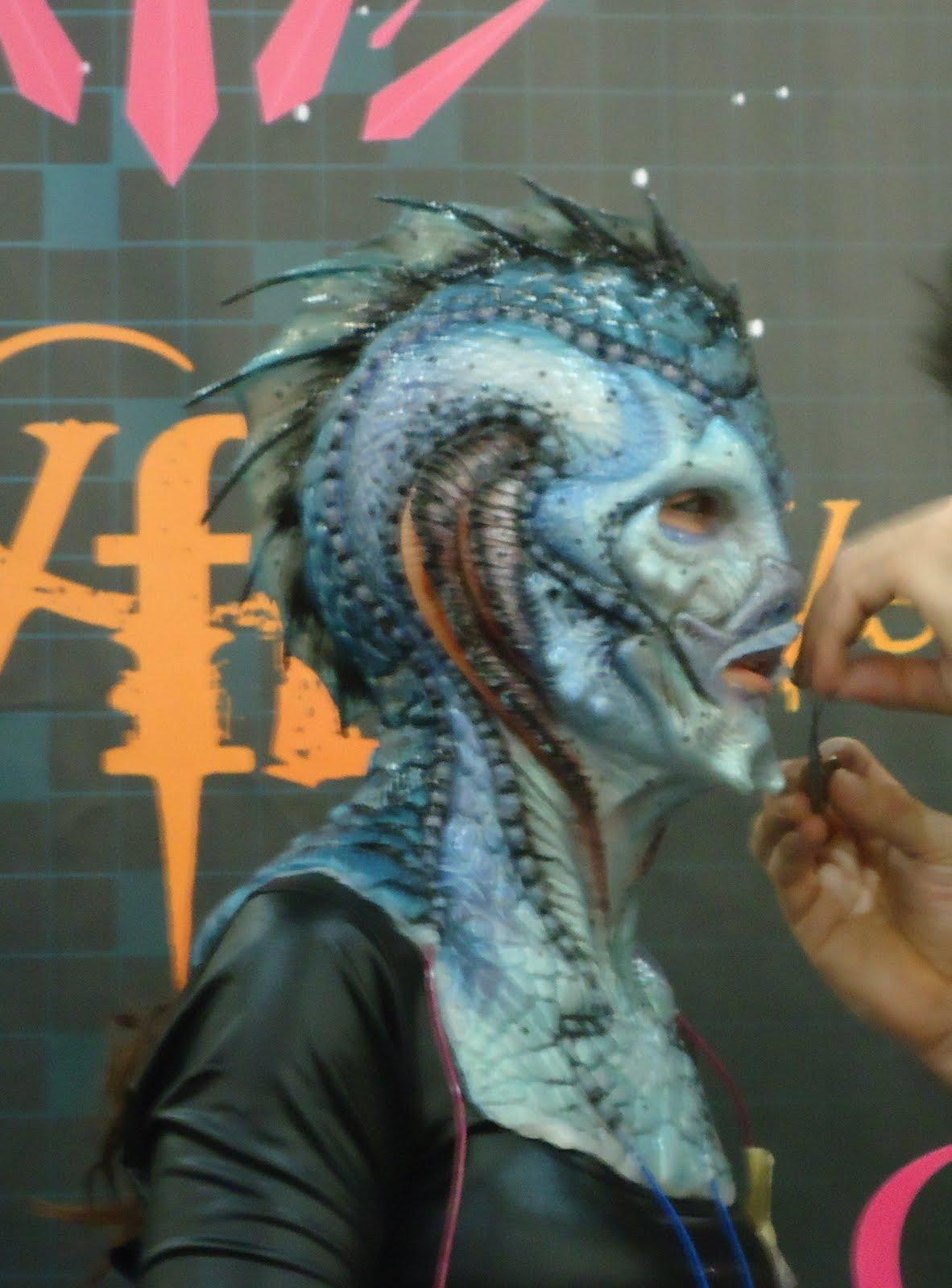 Special Effects Makeup: Princess Wonderland