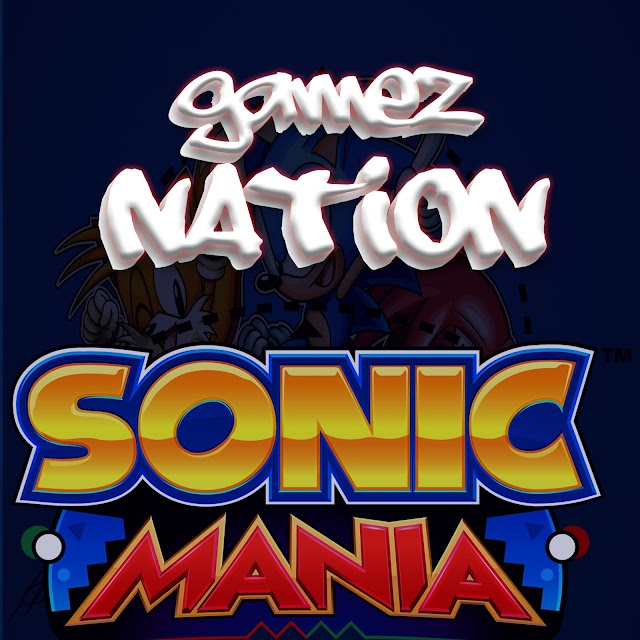 Jether Blaise and Tech Boy Talk Sonic Mania