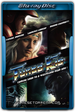 Turbo Kid Torrent Dublado