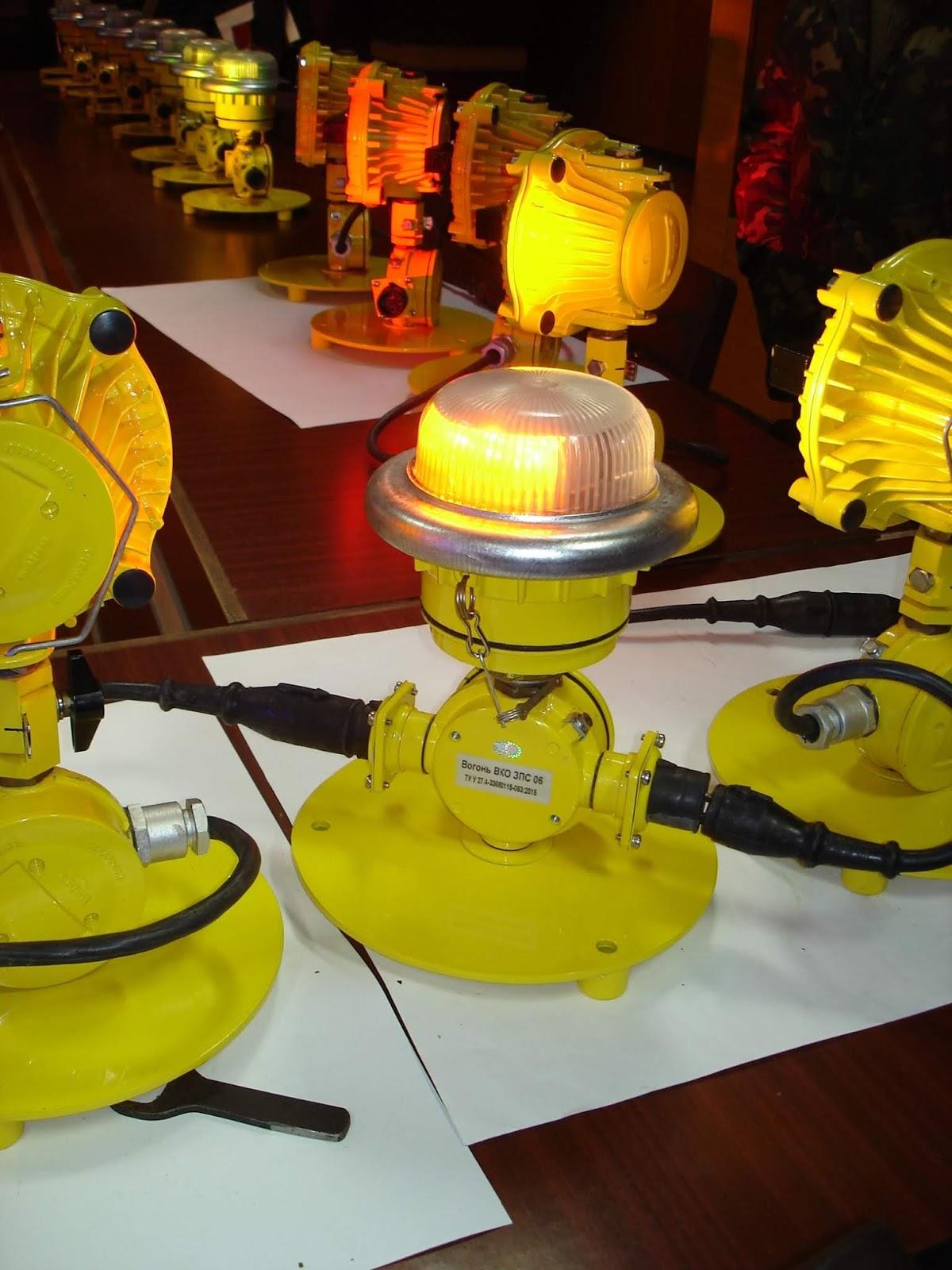 система світлосигнального обладнання Фотон