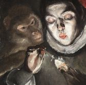 Fable by El Greco