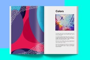 Crea un Portafolio de diseño con InDesign