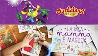 Logo ''La Mia Mamma è Magica'': vinci gratis soggiorni a Gardaland Park per 4 persone
