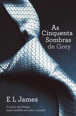 As Cinquenta Sombras de Grey, livro