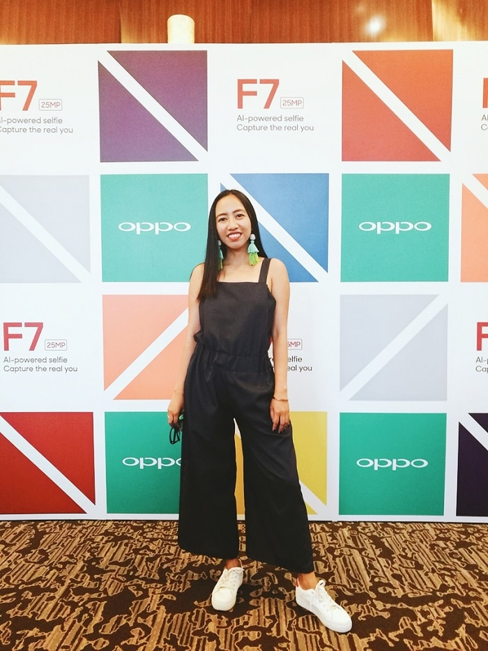 Review: OPPO F7 Launch Party