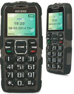 KEVENZ KM300 senior cell phone