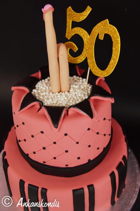50 års tårta Ankanskondis: 50 års tårta 50 års tårta