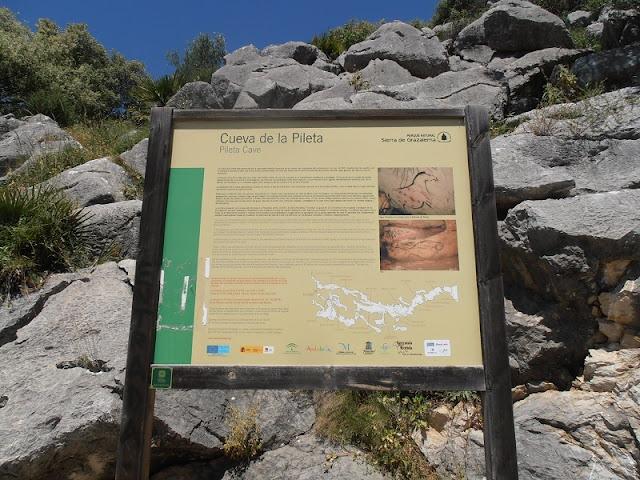 Cuevas de la Pilata, Ronda, Malaga