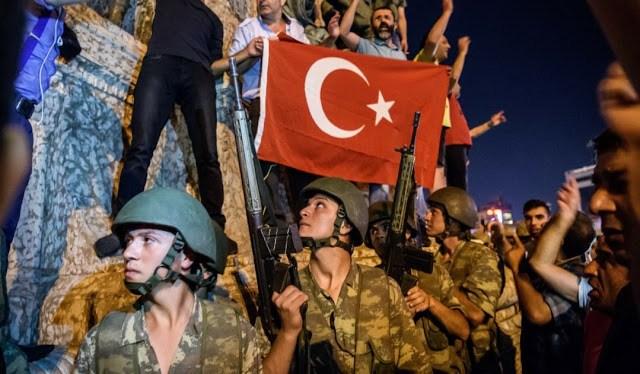 Malaysia Menentang Cubaan Rampasan Kuasa Di Turki