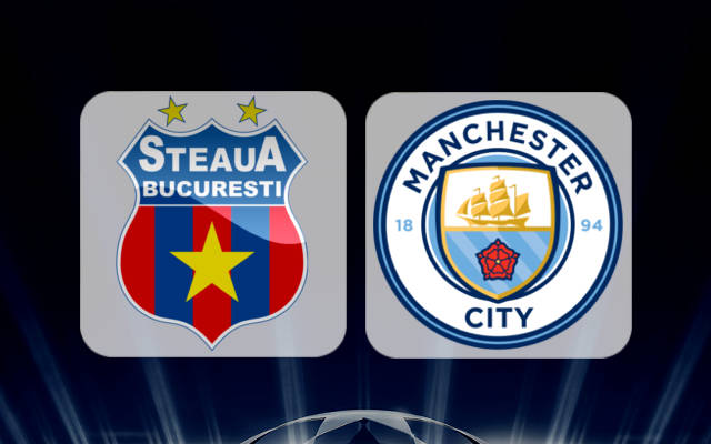 Man City vs Steaua
