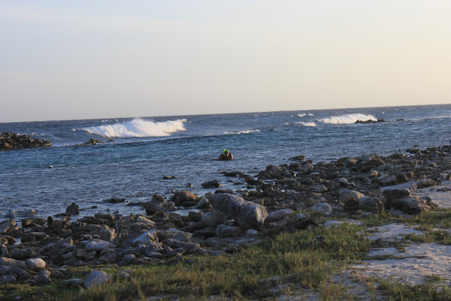 Praia Baby Beach - Aruba