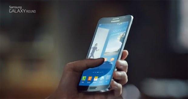 Harga dan Spesifikasi HP Samsung Galaxy Round Terbaru