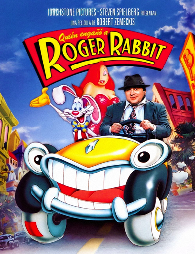 Ver ¿Quién engañó a Roger Rabbit? (1988) Online