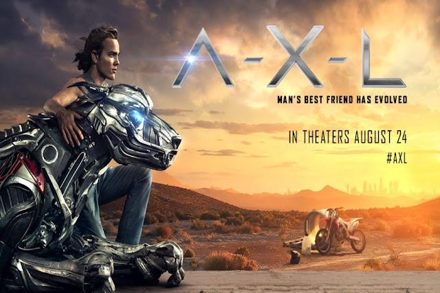 A-X-L 2018 Hindi Dual Audio  HDRip 480p ESub x264