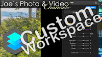 New Workspaces, How To Use, Customize & Create Your Own - Luminar 2018 Tutorials