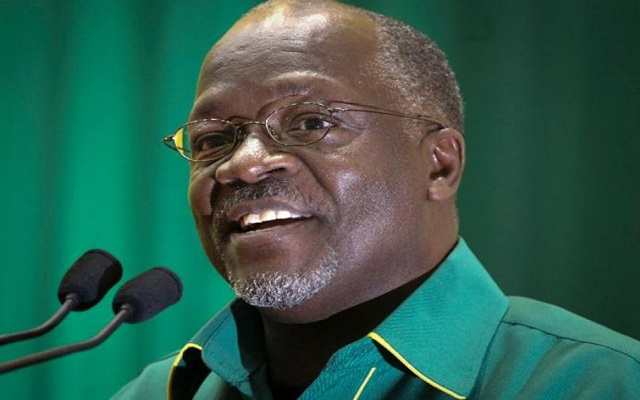 Magufuli reappoints energy minister in new cabinet