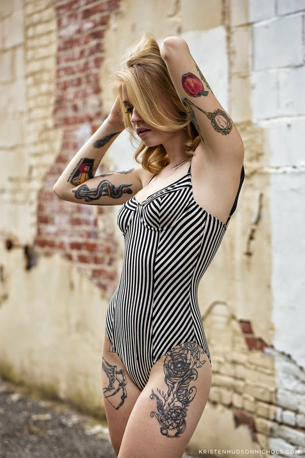 Katie Buehl | Female Models With Tattoos | Women Tattoos