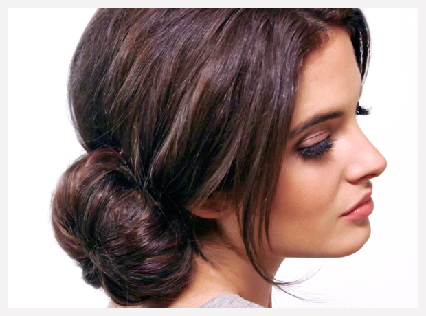 Side Bun I best long hair hairstyles for a job interview in India