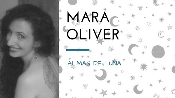 Mara Oliver presenta Almas de luna_Apuntes literarios de novela romántica