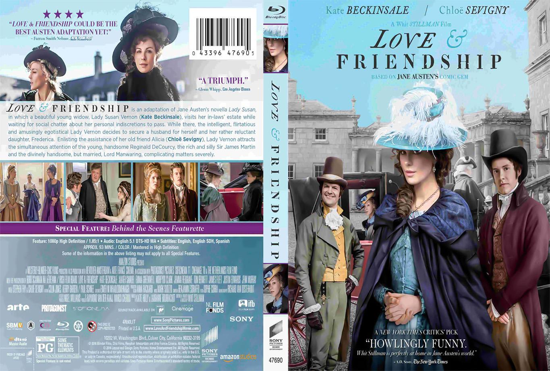 Capa Amor e Amizade Torrent 720p 1080p Dublado (Love & Friendship) Baixar