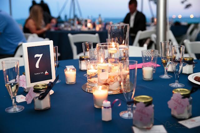 nautical table top decor