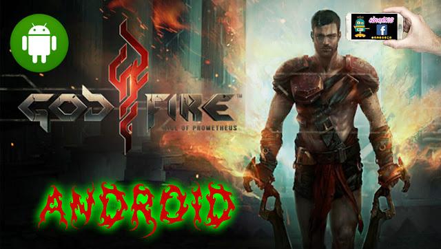 تحميل لعبة الأكشن God fire : rise of prometheus الخرافية ورائعة متاحة للاندرويد وآيفون