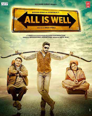 All Is Well 2015 Movie Download