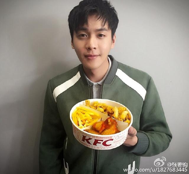Zhang Ruo Yun KFC