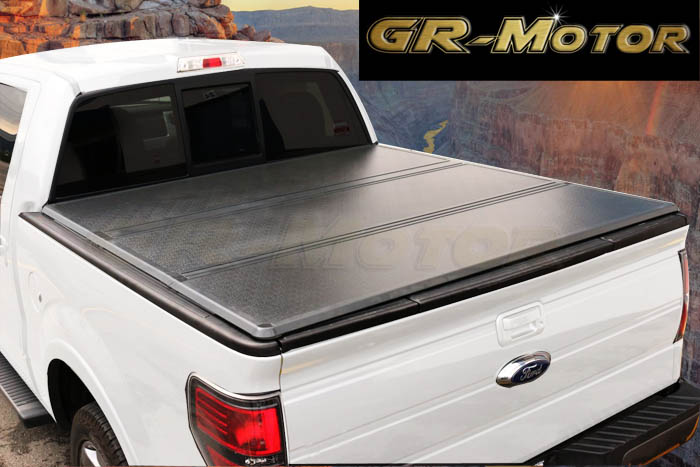 Gold Rush Motor 2009 2016 Dodge Ram Std Quad Cab 6 5 Ft Hard Tri Fold Tonneau Cover Ex 09 Hd Grmmh5465