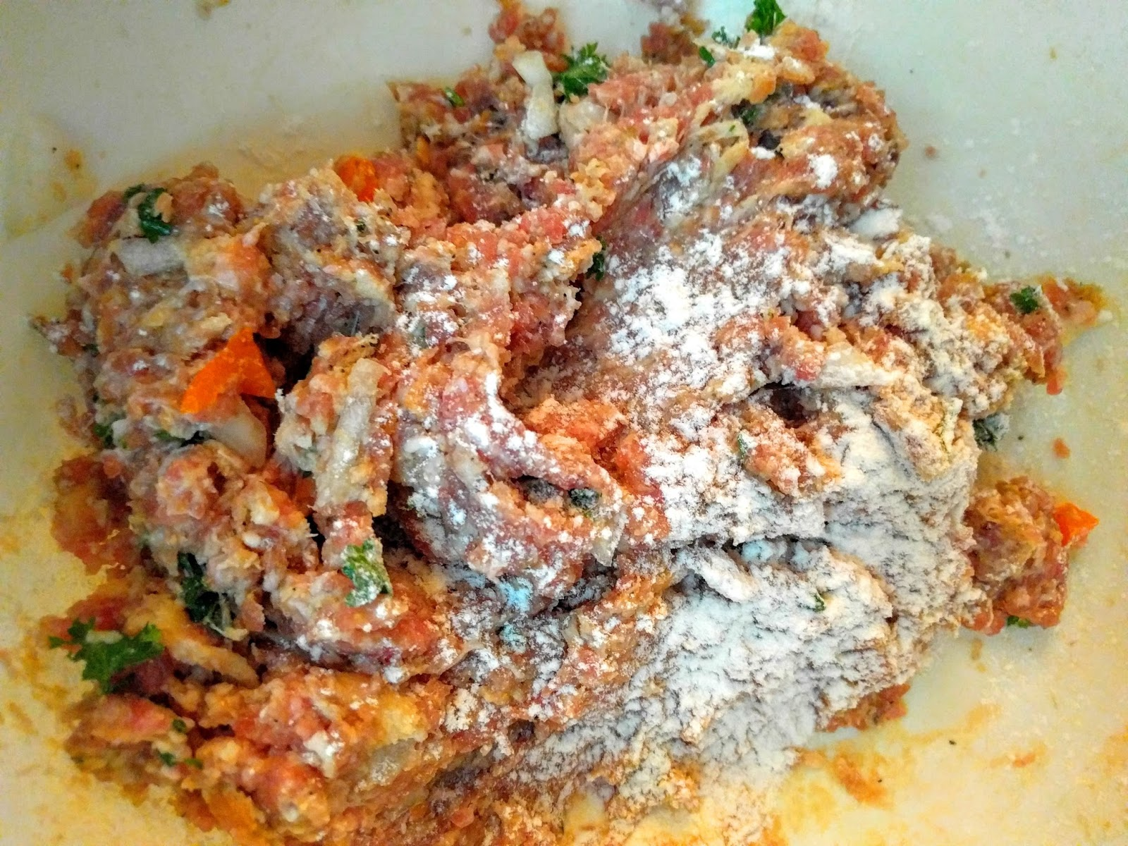 Anointedheels haitian style fried meatballs ive been trying to learn more about haitian food i grew up in haiti and yes i know how to make a few things but its always a hit or miss forumfinder Images