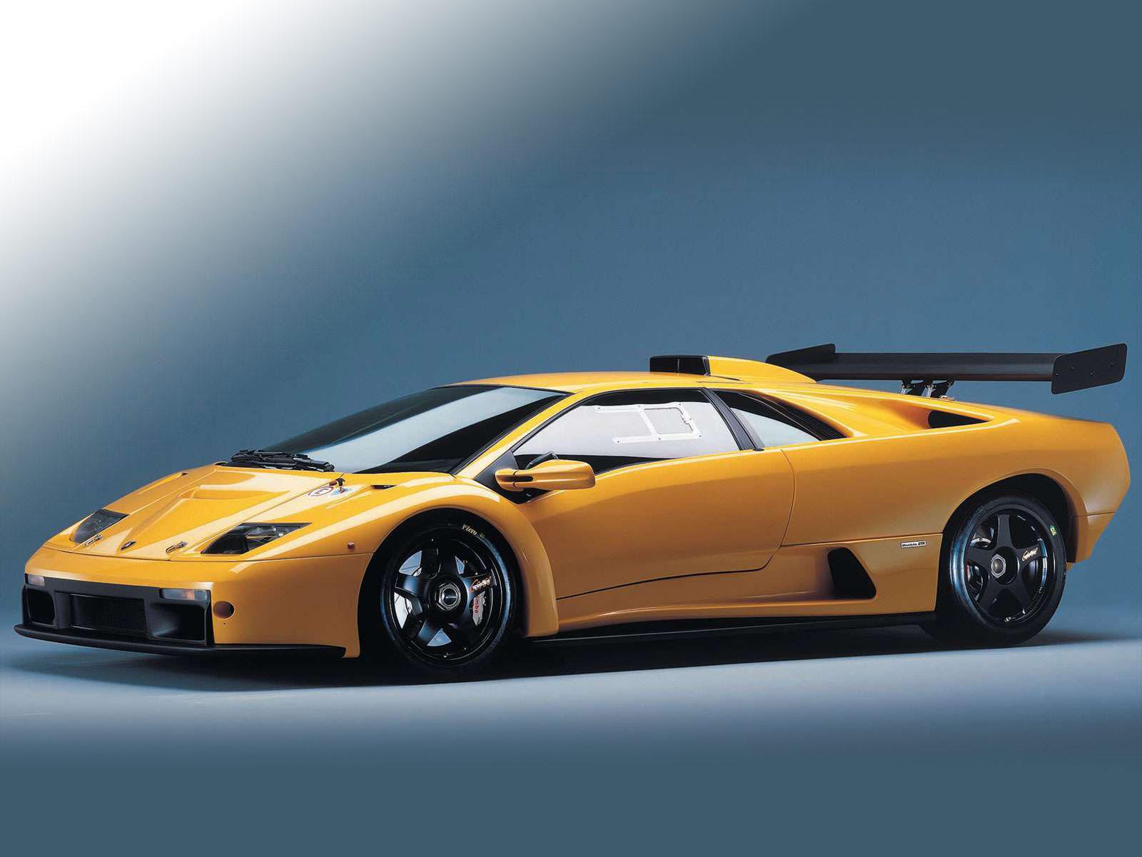Diablo Gt Race Car