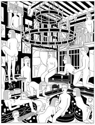 Sexo swingers y arte