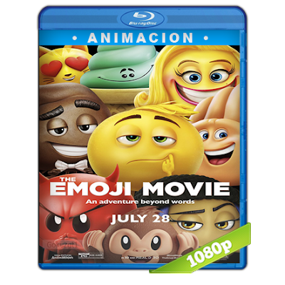 Emoji La Pelicula (2017) BRRip Full 1080p Audio Trial Latino-Castellano-Ingles 5.1