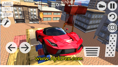 Extreme Car Driving Simulator Mod Apk Unlimited Money